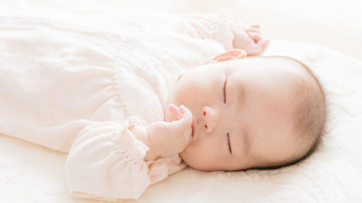 赤ちゃんの寝かしつけ方